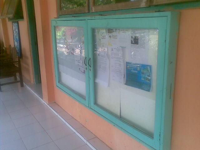papan MADING EXSPRESA
